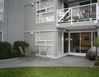 "Photo 1: 103 1820 E KENT Avenue in Vancouver: Fraserview VE Condo for sale in ""PILOT HOUSE"" (Vancouver East)  : MLS®# V656396"