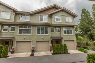 """Photo 1: 25 20967 76 Street in Langley: Willoughby Heights Townhouse for sale in """"Nature's Walk"""" : MLS®# R2074394"""