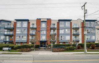 """Main Photo: 402 20277 53 Avenue in Langley: Langley City Condo for sale in """"METRO 2"""" : MLS®# R2540357"""
