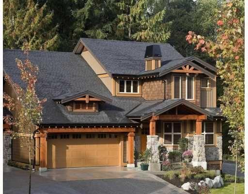 """Main Photo: 61 24185 106B Avenue in Maple Ridge: Albion 1/2 Duplex for sale in """"TRAILS EDGE"""" : MLS®# V779001"""