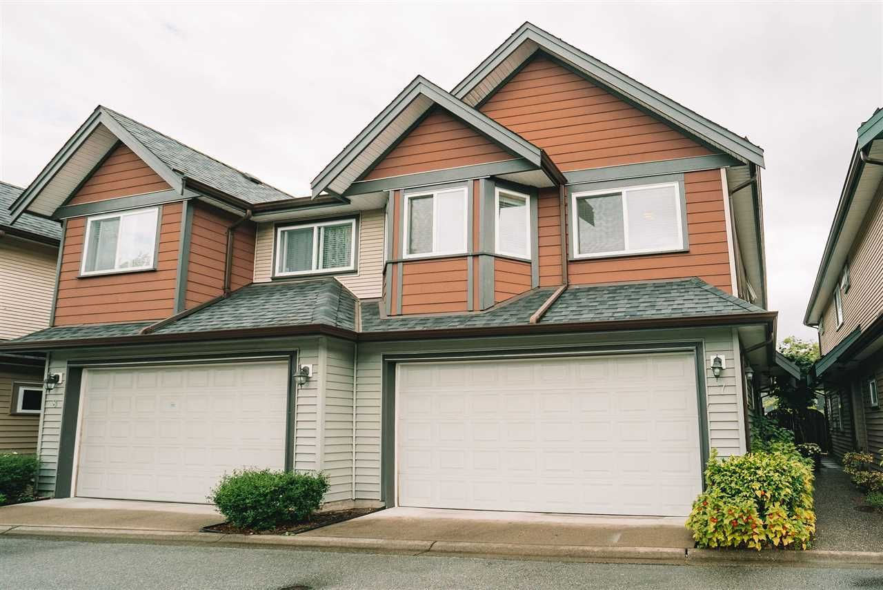 "Main Photo: 7 11100 NO. 1 Road in Richmond: Steveston South Townhouse for sale in ""BRITANNIA COURT"" : MLS®# R2492549"