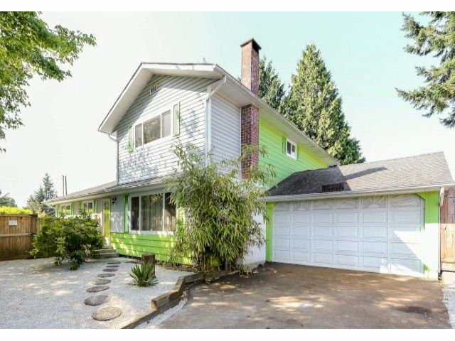 """Main Photo: 15176 CANARY DR in Surrey: Bolivar Heights House for sale in """"Birdland"""" (North Surrey)  : MLS®# F1317049"""