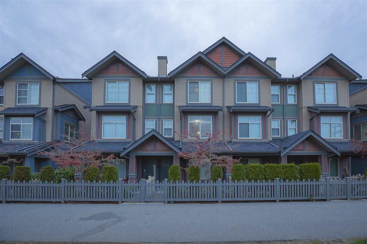 Main Photo: 6 7121 192 Street in Surrey: Clayton Townhouse for sale (Cloverdale)  : MLS®# R2419981