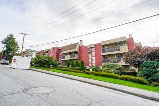 Photo 2: 205 1040 FOURTH AVENUE in New Westminster: Uptown NW Condo for sale : MLS®# R2510329