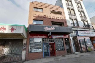 Photo 3: 337-339 E HASTINGS Street in Vancouver: Strathcona Land Commercial for sale (Vancouver East)  : MLS®# C8036810