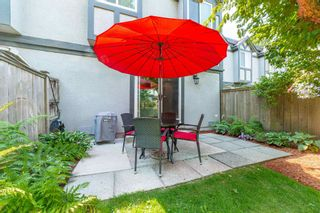 """Photo 35: 17 8431 RYAN Road in Richmond: South Arm Townhouse for sale in """"CAMBRIDGE PLACE"""" : MLS®# R2599088"""