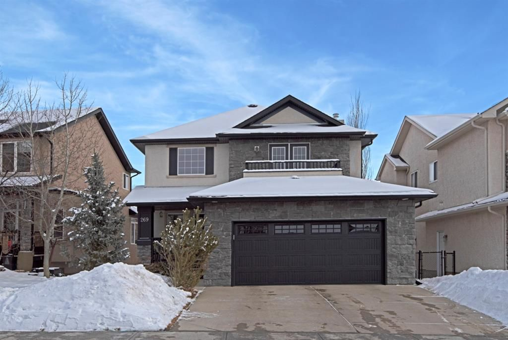 Main Photo: 269 Crystal Shores Drive: Okotoks Detached for sale : MLS®# A1069568