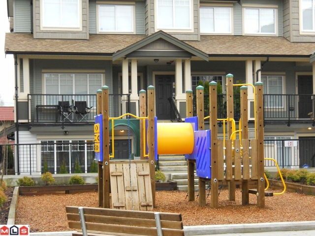 """Main Photo: 114 13958 108TH Avenue in Surrey: Whalley Townhouse for sale in """"Aura Townhomes"""" (North Surrey)  : MLS®# F1017943"""