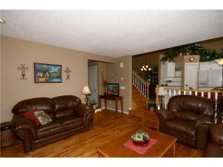 Photo 9: 37 CANOE Circle SW: Airdrie Residential Detached Single Family for sale : MLS®# C3561541