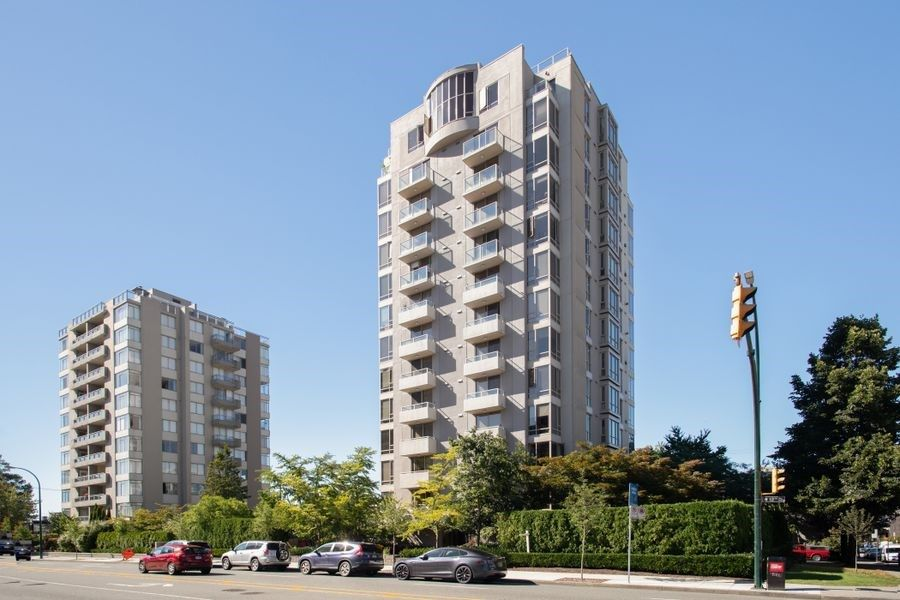 Main Photo: 603 1405 W 12TH AVENUE in Vancouver: Fairview VW Condo for sale (Vancouver West)  : MLS®# R2485355
