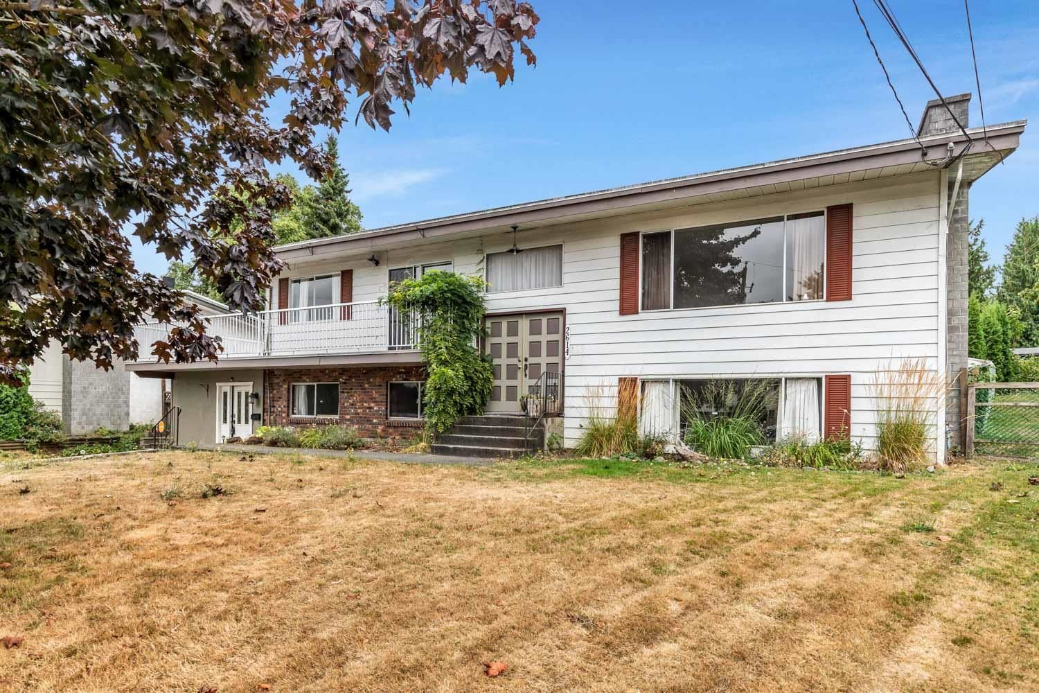 Main Photo: 2614 VALEMONT Crescent in Abbotsford: Abbotsford West House for sale : MLS®# R2611366