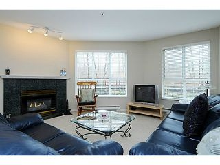 """Photo 3: 110 2551 PARKVIEW Lane in Port Coquitlam: Central Pt Coquitlam Condo for sale in """"THE CRESCENT"""" : MLS®# V1041287"""