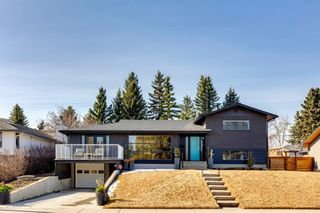 Main Photo: 135 Wildwood Drive SW in Calgary: Wildwood Detached for sale : MLS®# A1091344