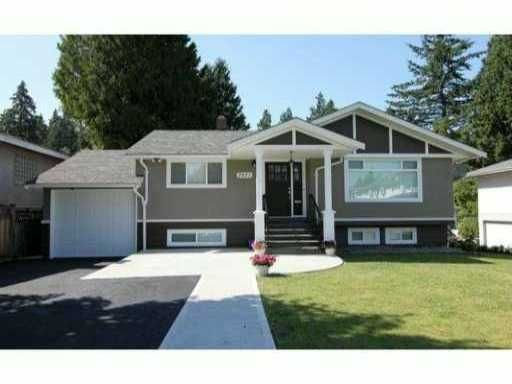 """Main Photo: 7571 IMPERIAL ST in Burnaby: Buckingham Heights House for sale in """"BUCKINGHAM HEIGHTS"""" (Burnaby South)  : MLS®# V992004"""
