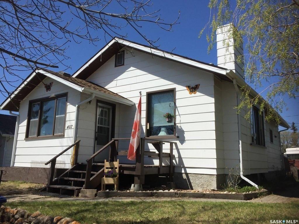Main Photo: 407 2nd Street East in Wilkie: Residential for sale : MLS®# SK850471