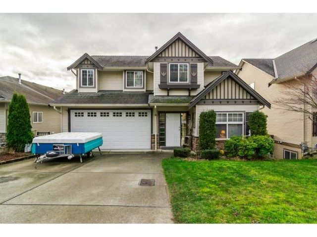 Main Photo: 35524 ALLISON Court in Abbotsford: Abbotsford East House for sale : MLS®# F1431752