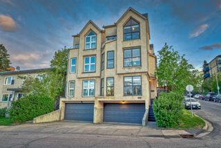 Photo 1: 1517 21 Avenue SW in Calgary: Bankview Row/Townhouse for sale : MLS®# A1114993