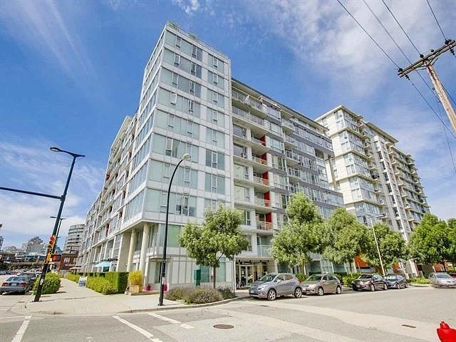 Main Photo: 503 1887 CROWE STREET in : False Creek Condo for sale : MLS®# R2430169
