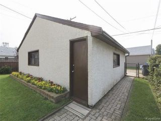 Photo 17: 474 Notre Dame Street in WINNIPEG: St Boniface Residential for sale (South East Winnipeg)  : MLS®# 1523842