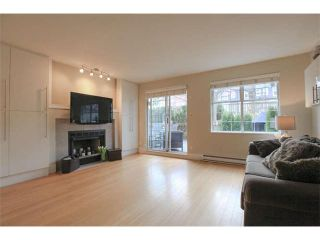 Photo 3: 103 925 W 15TH Avenue in Vancouver: Fairview VW Condo  (Vancouver West)  : MLS®# V1112385