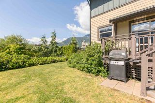 "Photo 13: 1272 STONEMOUNT Place in Squamish: Downtown SQ Townhouse for sale in ""Eaglewind - Streams"" : MLS®# R2075437"