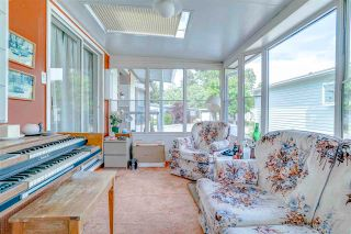 """Photo 9: 18 145 KING EDWARD Street in Coquitlam: Maillardville Manufactured Home for sale in """"MILL CREEK VILLAGE"""" : MLS®# R2575848"""