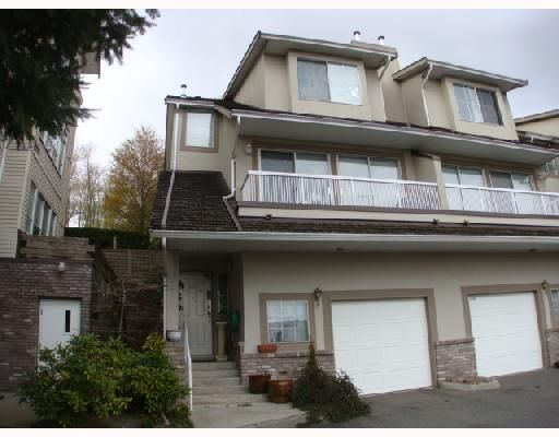 """Main Photo: 3457 AMBERLY Place in Vancouver: Champlain Heights Townhouse for sale in """"TIFFANY RIDGE"""" (Vancouver East)  : MLS®# V703168"""