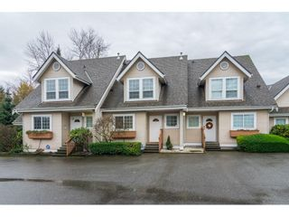 """Photo 1: 2 19948 WILLOUGHBY Way in Langley: Willoughby Heights Townhouse for sale in """"Cranbrook Court"""" : MLS®# R2324566"""