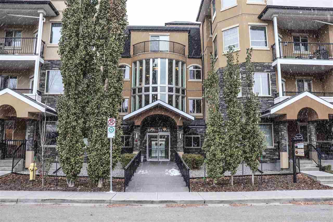 Main Photo: 101 8730 82 Avenue in Edmonton: Zone 18 Condo for sale : MLS®# E4219301