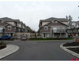 Main Photo: #20 - 15933 86A Ave, in Surrey: Fleetwood Tynehead Townhouse for sale : MLS®# F2832707