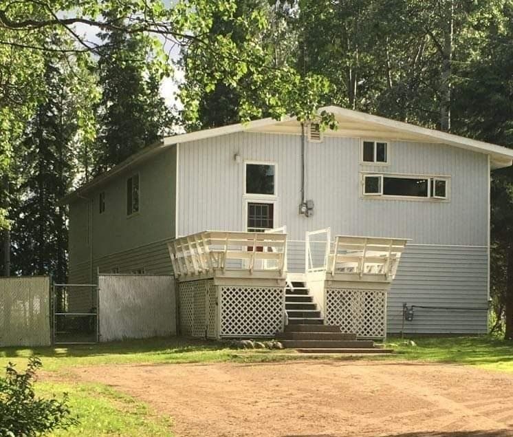 Main Photo: 8 RESERVE Road in Fort Nelson: Fort Nelson -Town House for sale (Fort Nelson (Zone 64))  : MLS®# R2556461