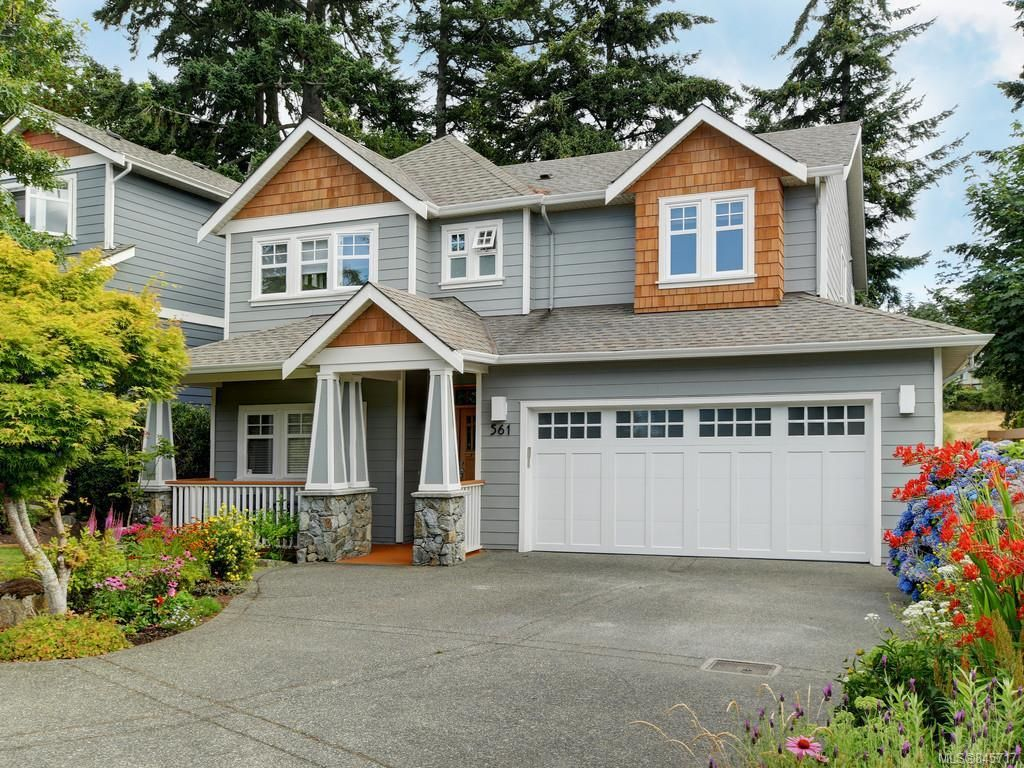 Main Photo: 561 Caselton Pl in : SW Royal Oak House for sale (Saanich West)  : MLS®# 845717