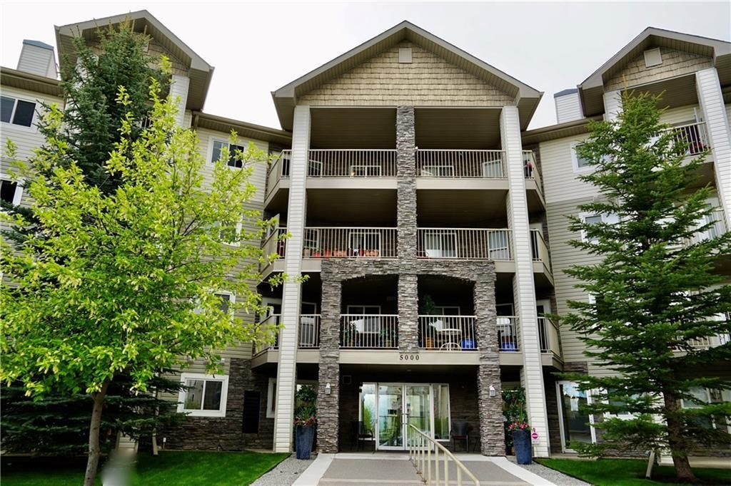 Main Photo: 414 5000 Somervale Court SW in Calgary: Somerset Apartment for sale : MLS®# A1038570