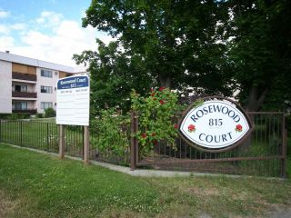 Photo 1: 217 815 SOUTHILL STREET in : Brocklehurst Apartment Unit for sale (Kamloops)  : MLS®# 141070