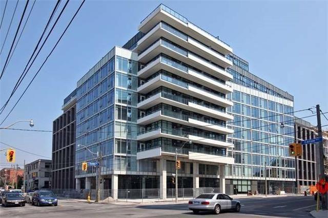 Main Photo: 722 1190 E Dundas Street in Toronto: South Riverdale Condo for lease (Toronto E01)  : MLS®# E4078820