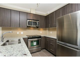 """Photo 3: 313 6888 ROYAL OAK Avenue in Burnaby: Metrotown Condo for sale in """"KABANA"""" (Burnaby South)  : MLS®# V1028081"""