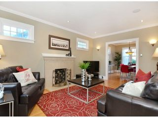 """Photo 2: 561 W 20TH Avenue in Vancouver: Cambie House for sale in """"DOUGLAS PARK"""" (Vancouver West)  : MLS®# V1093678"""