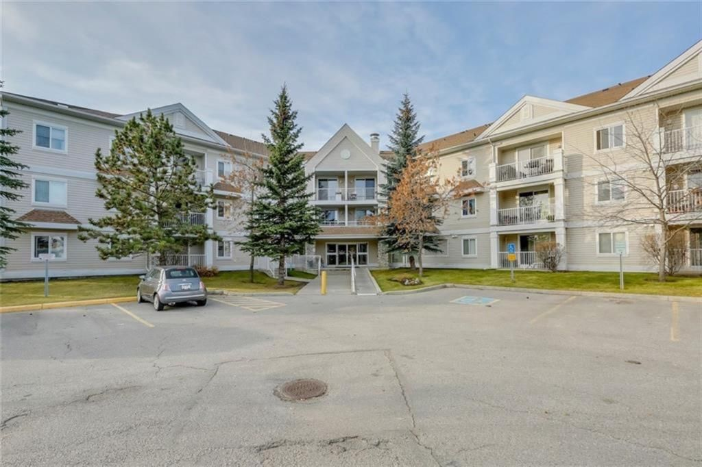 Main Photo: 1103 11 Chaparral Ridge Drive SE in Calgary: Chaparral Apartment for sale : MLS®# A1143434