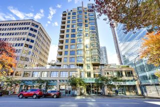 """Photo 1: 1304 1238 BURRARD Street in Vancouver: Downtown VW Condo for sale in """"ALTADENA"""" (Vancouver West)  : MLS®# R2620701"""