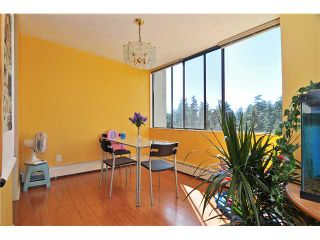 """Photo 10: 1202 4105 MAYWOOD Street in Burnaby: Metrotown Condo for sale in """"TIMES SQUARE"""" (Burnaby South)  : MLS®# V1023881"""