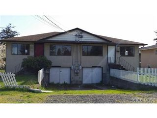 Photo 1: 921/923 Bray Ave in VICTORIA: La Langford Proper Full Duplex for sale (Langford)  : MLS®# 697377