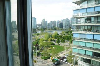 Photo 14: 709 1708 COLUMBIA STREET in Vancouver: False Creek Condo for sale (Vancouver West)  : MLS®# R2059228