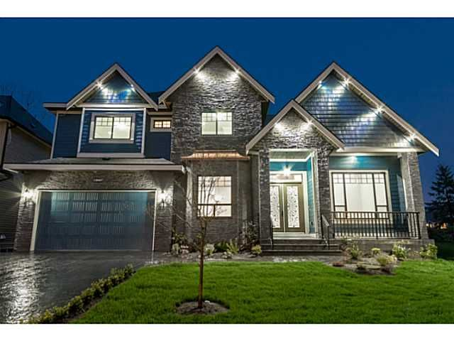 Main Photo: 19687 70A Avenue in Langley: Willoughby Heights House for sale : MLS®# F1436504