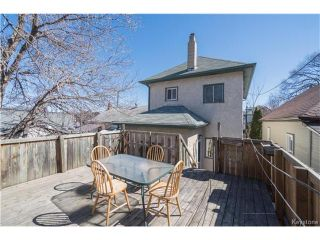 Photo 19: 530 Stiles Street in Winnipeg: Wolseley Residential for sale (5B)  : MLS®# 1708118