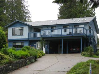 Photo 1: 1228 GOWER POINT Road in Gibsons: Gibsons & Area House for sale (Sunshine Coast)  : MLS®# V834757