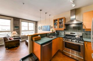 """Photo 6: 406 1216 HOMER Street in Vancouver: Yaletown Condo for sale in """"The Murchies Building"""" (Vancouver West)  : MLS®# R2581366"""