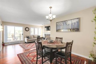 """Photo 8: 102 219 BEGIN Street in Coquitlam: Maillardville Townhouse for sale in """"PLACE FOUNTAINE BLEU"""" : MLS®# R2206798"""