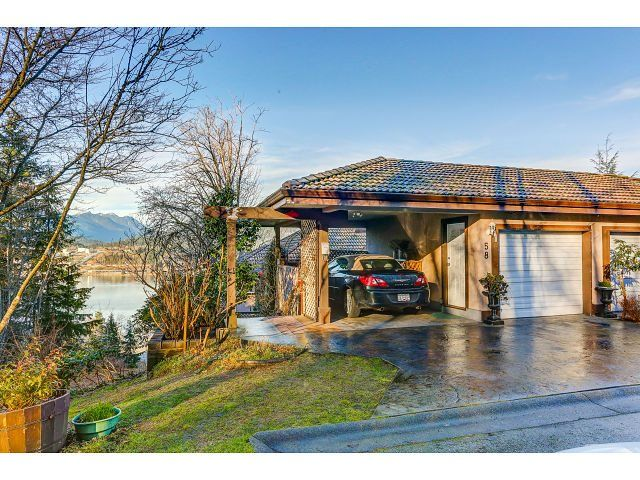 Main Photo: 58 SHORELINE Circle in Port Moody: College Park PM Townhouse for sale : MLS®# R2030549
