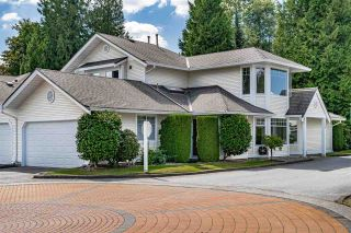 """Photo 1: 129 8737 212 Street in Langley: Walnut Grove Townhouse for sale in """"Chartwell Green"""" : MLS®# R2490439"""
