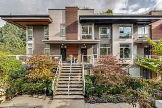 Photo 1: 217 735 W 15TH STREET in North Vancouver: Mosquito Creek Townhouse for sale : MLS®# R2508481